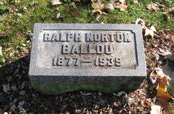 Ralph Norton Ballou