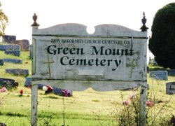 Green Mount Cemetery
