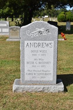 Bessie G Andrews