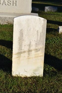 Samuel A. Sparks