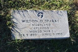 Wilton Daniel Sparks