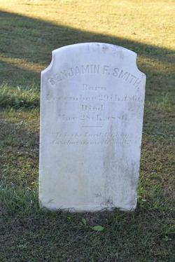 Benjamin F. Smith