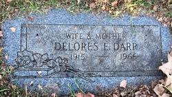 Delores Edna <I>Barber</I> Darr