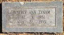 Beverly Ann Lynam