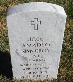 Jose Amadeo Sisneros