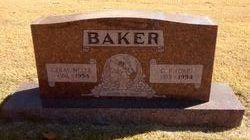 "Cornelius Page ""Cap"" Baker"