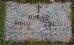 Thomas McRae