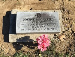 Joseph McAllister Cazzell