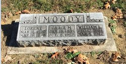 Grace M Moody