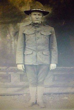 SGT Iva Raymond Carnahan