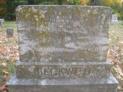 "Francis Jennings ""Frank"" Beckwith"