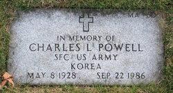 Charles L Powell