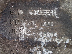 George Washington Greer