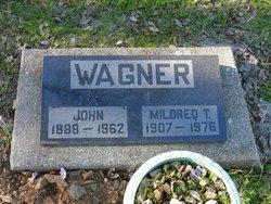 Mildred T <I>Mentzer</I> Wagner
