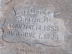 Elizabeth P Prather