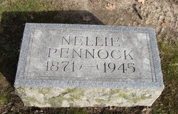 Nellie E <I>Wheeler</I> Pennock