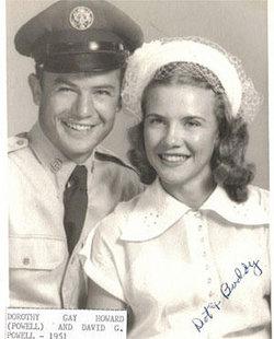 """Dorothy Gay """"Dot"""" Howard"""
