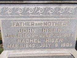 John Hiser, Sr
