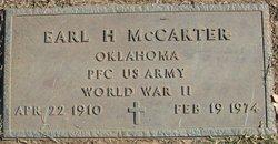 Earl Humphrey McCarter