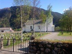 Nesflaten Chapel Churchyard