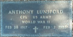 Anthony Lunsford