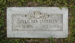 Edna K <I>Erb</I> Andersen