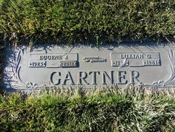 """Eugene """"Gene"""" Gartner"""