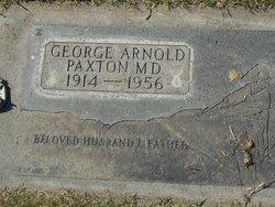 George Arnold Paxton