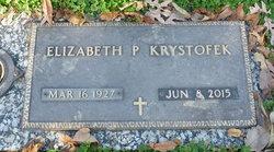 Elizabeth P. <I>Gillio</I> Krystofek