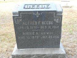 Minnie A. Beebe