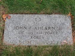 John F Ahearn, Jr