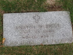 Anatol W Bigus