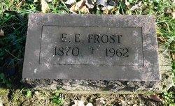 Everett E Frost