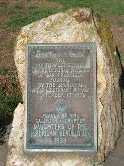 Presidio Chapel Cemetery