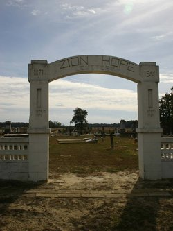 Zion Hope Cemetery