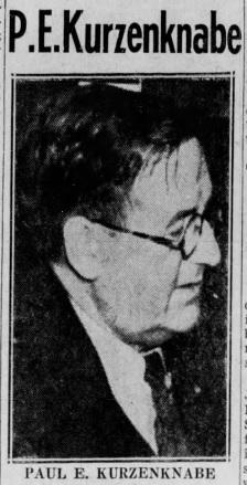 Paul Edgar Kurzenknabe
