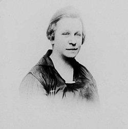 Georgette Amelia <I>Jesus</I> Hecart