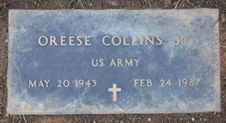 Oreese Collins, Jr.