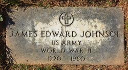 James Edward Johnson