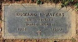 Edward Lee Waters, Jr