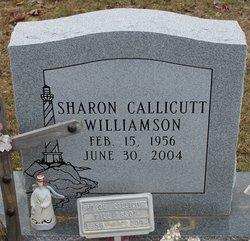 Sharon <I>Barnum</I> Williamson