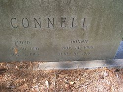 Donnie <I>Boyd</I> Connell