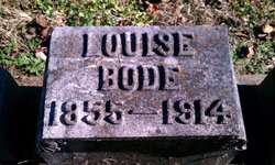 Louise Bode