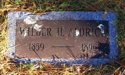 Wilber H. Aldrich