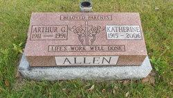 Katherine Pauline <I>Selinger</I> Allen