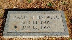 Annie Mae <I>Cannon</I> Bagwell