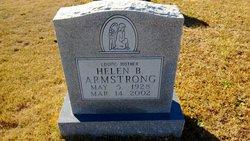 Helen <I>Bagwell</I> Armstrong