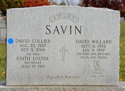 David Collier Savin