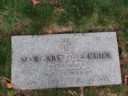 Margaret H Aiguier