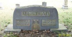 Exa <I>Richardson</I> Milstead